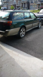 2001 Subaru Outback Limited SUV, Crossover