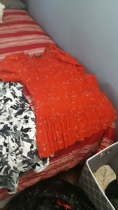 Ladies tops,dresses jackets xl and 1x
