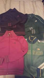 THE NORTH FACE TRACK JACKETS! AWESOME DEAL 4 FOR 1!