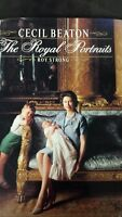 THE ROYAL PORTRAITS ~ HARD COVER BOOK ~ LARGE ~