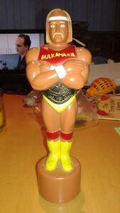Hulk Hogan Bubble Bath Bottle