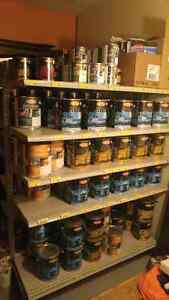 CIL paint, assorted bases Prince George British Columbia image 1