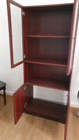 Wooden cabinet free to collect