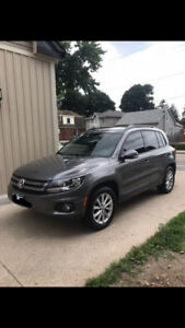 2012 Fully Loaded VW Tiguan!! She is a Beaut!