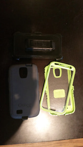 Otterbox Defender Case (Used - for Galaxy S4)