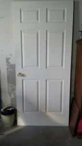 TWO HOUSE DOORS