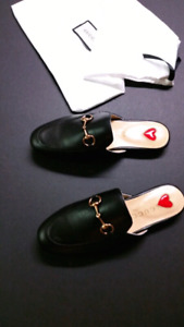 GUCCI SLIPPERS SANDALS SIZE 36 BRAND NEW LOUIS VUITTON LV
