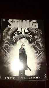 Sting best of dvd