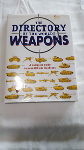 The DIRECTORY of the worlds WEAPONS