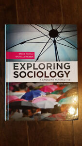Exploring Sociology: A Canadian Perspective (2nd Edition)