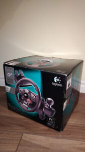 Logitech Driving Force GT for PS3 and PC
