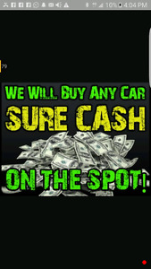 4166241727 scrap cars wanted best price we pay call us today $$$