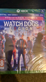 Watch Dogs Legions ( Resistance Edition)