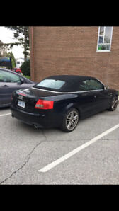 2004 Audi S4 Coupe (2 door)