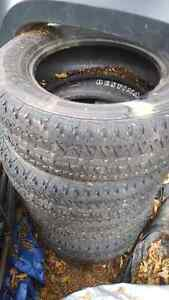 4 firestone destination ats 265/65/18