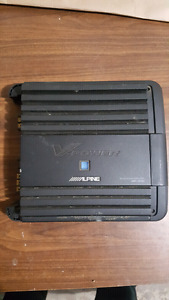 Alpine Amp 500 watt