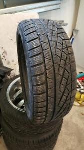 Pneu d'hiver Pirelli SottoZero 205/50R17