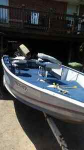 Great condition fishing boat