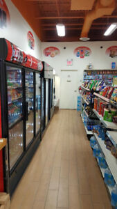 Convenience Store for Sale in Burlington