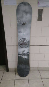 NEW UNUSED - K2 Coor's Light Limited Edition Snowboard