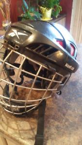 casque de hockey