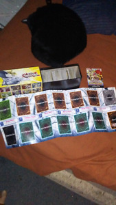 415 Mint condition Yu-gi-oh cards