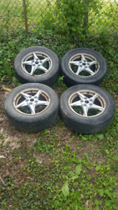 Pontiac grand prix rims and tires