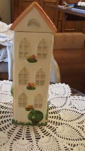 Ceramic Pasta House