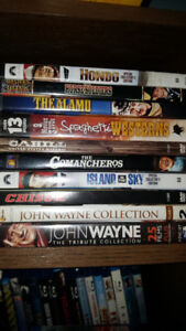 JOHN WAYNE ON DVD FOR SALE