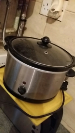 Slow cooker FULLY WORKING