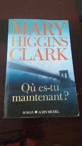 Mary Higgins Clark où es-tu maintenant