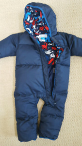 Columbia One Piece Snowsuit, 18-24M