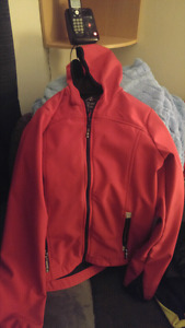 Girls alpinetech softshell jacket