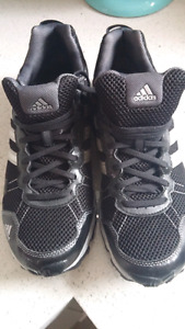 Addidas running shoes, new never worn