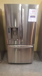 FRIDGES STAINLESS STEEL GORGEOUS DESIGNS WATER AND ICE