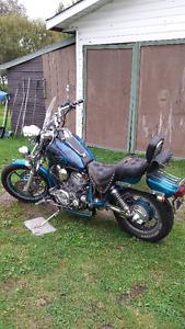 91 Yamaha Virago 1100