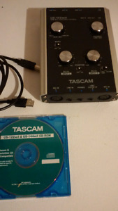 Tascam US122 MKII Audio Interface