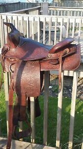 Western Trail Saddle For Sale