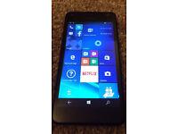 Microsoft Lumia 550 8gb Black Unlocked