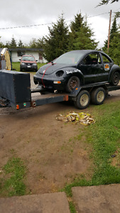 2001 Volkswagen Beetle (2 door) race car