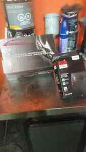 Brand new remote car starter and security system