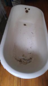 Free tub