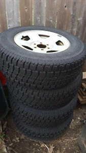 Ford Truck Snow Tires
