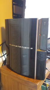 PLAYSTATION 3 and 21 Games