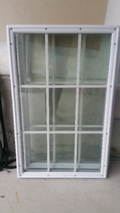 glass door inserts with frames