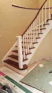 Hardwood and Laminate Pro Floor Installations Kitchener / Waterloo Kitchener Area image 5