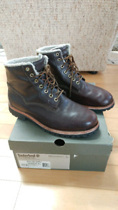 Timberland Earthkeepers men's leather boots