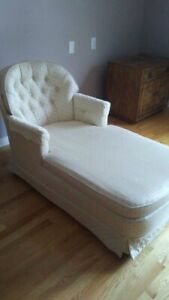 chaise meridienne