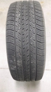 1 Michelin Harmony All Season tire. 205/55/16