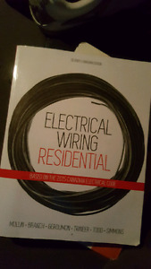Electrical Wiring Residential Books   Kijiji: Free Classifieds in ...